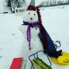 """Альбом: """"Зимові розваги"""""""