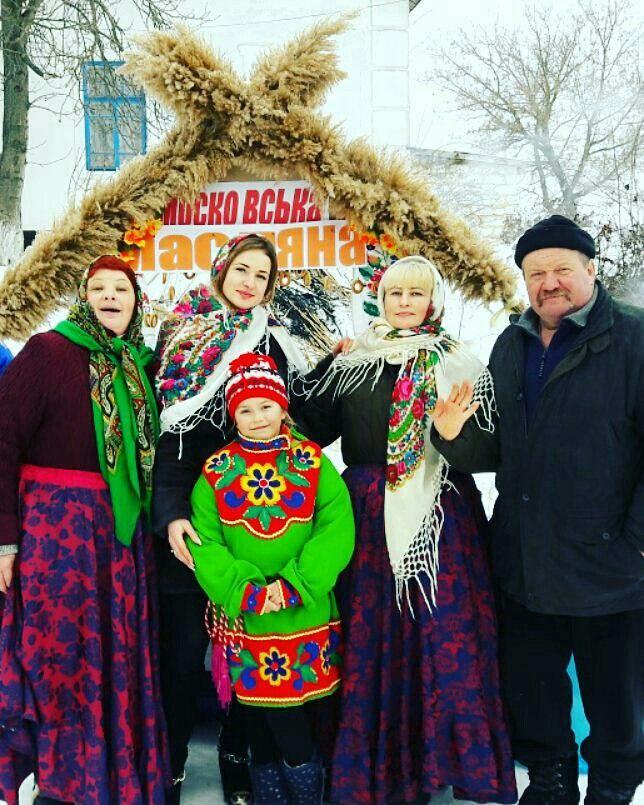 Альбом: Московська Масляна.